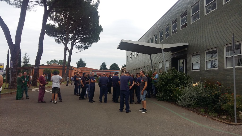 Bekaert di Figline Valdarno: lavoratori occupano la fabbrica, martedì incontro al Mise
