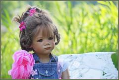Milina ... (Kindergartenkinder 2018) Tags: kindergartenkinder annette himstedt dolls milina