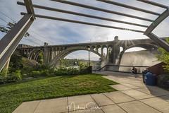 Huntington Park View (NikonDigifan) Tags: huntingtonpark monroestbridge spokanewashington spokane cityparks cityscape pacificnorthwest inlandnorthwest nikond750 nikon tamronlenses tamron tamron1530 mikegassphotography