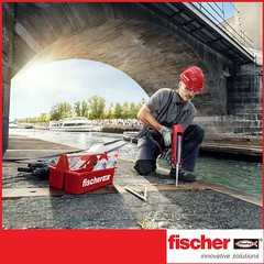 Fischer Chemical Fixings (Fischer India) Tags: fixings fischer fasteners chemical construction mechanical anchors clamps engineering building