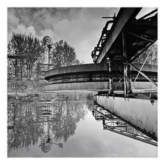 industrial romantic (rcfed) Tags: hasselblad mediumformat film trix tanol development cloud industrial romantic