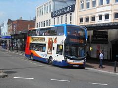 Stagecoach South West 15326 (Welsh Bus 18) Tags: stagecoach southwest scania n250ud adl enviro400mmc 15326 yn67ykk strand torquay h4529f