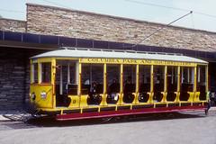 Columbia Park @ Southwestern #9 (Jim Strain) Tags: jmstrain trolley tram streetcar columbiaparksouthwestern trolleyvilleusa railroad railway ohio olmsteadfalls