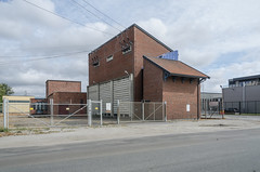 Transformer (AstridWestvang) Tags: architecture electricity fredrikstad industry street transformer øra østfold