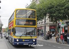 Dublin Bus AV413 (05D10413). (Fred Dean Jnr) Tags: dublin september2014 busathacliath dublinbus croad dublinbusyellowbluelivery volvo b7tl alexander alx400 dublinbusroute40 transbus av413 05d10413 oconnellstreetdublin