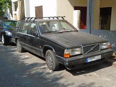 1987 Volvo 740 (Alpus) Tags: volvo 740 rare car classic retro lebanon beirut june 2017