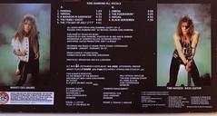 A0450 KING DIAMOND Abigail (vinylmeister) Tags: vinylrecords albumcoverphotos heavymetal thrashmetal deathmetal blackmetal vinyl schallplatte disque gramophone album