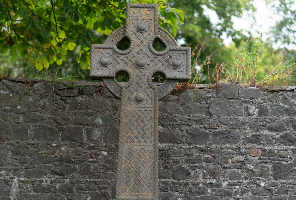 OLD CHURCHYARD KNOWN AS ST. JOHN'S [DUBLIN ROAD KILKENNY]-142927