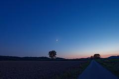 P1073226_DxO_2 (carlo) Tags: preval friuliveneziagiulia gorizia mossa notturna cielostellato mezzaluna night