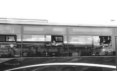 The windows (A. Yousuf Kurniawan) Tags: window busstop bus vehicle streetphotography cameraphone cameraphonestreet streetphoto urbanlife blackandwhite borneo monochrome minimalism minimalist mirror reflection kid decisivemoment kalimantan kidworld