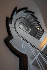 Staircase No. 3 (Sascha Gebhardt Photography) Tags: nikon nikkor d850 1424mm lightroom germany deutschland staircase stairs steps photoshop travel tour treppenhaus treppe reise roadtrip reisen