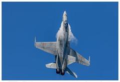 EF-18 (Juan Pedro Alcobendas) Tags: avion caza fighter boeing f18 ef18 ejercitodelaire festival aereo gijon 2018 eda