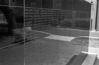 Memorial wall - Buckeye, AZ