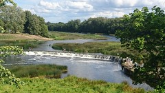 Ventas rumba (Kuldiga, Latvia, 20180806) (RainoL) Tags: 2018 201808 20180806 august summer latvia latvija kuldiga venta ventasrumba waterfall water river rapid cliff stream kuldīga goldingen courland kuurinmaa kurzeme kuldīgasnovads ventawaterfall swimming swimmingplace