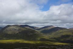 Glen Lui (steve_whitmarsh) Tags: aberdeenshire scotland scottishhighlands highlands mountain hills cairngorms cloud landscape abigfave topic