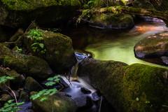 Padley Gorge Waterfall (neil 36) Tags: padley gorge waterfalls waterfall water nikon d7200 nikor200500mm long exposure