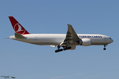 Boeing 777 -FF2 TURKISH CARGO TC-LJL 60403 Francfort mai 2018 (Thibaud.S.) Tags: boeing 777 ff2 turkish cargo tcljl 60403 francfort mai 2018
