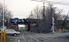 Conrail N8 (Erie Limited) Tags: saddlebrooknj conrail cr n8 caboose cabincar bergencountyline train railfan railroad