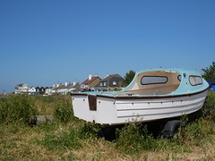 Whitstable - that boat again (Dubris) Tags: england kent whitstable seaside coast beach boat