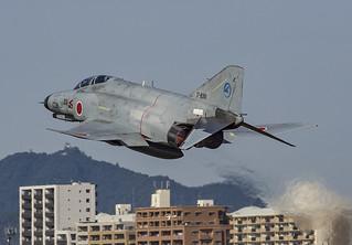 17-8301, McDonnell Douglas F-4E Phantom II Japan Air Self Defence Forces @ Gifu RJNG