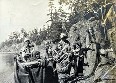 Pender Island  B.C Canada ... circa 1920