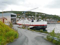 """""""Røtinn"""" (OlafHorsevik) Tags: røtinn torghattennord thn ferge ferga ferry ferja ferje harstad hamek"""