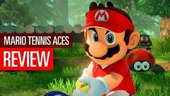 Mario Tennis Aces / REVIEW - Klempner-Sportspiel für Nintendo Switch im Test (Video Unit) Tags: mario tennis aces review klempnersportspiel für nintendo switch im test