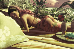 шε ʟıνε ғσя тнεƨε мσмεптƨ (♣♦ Lilly von Nekro ♦♣) Tags: babes beauty beach booty art fashion tattoo nature secondlife sl second sexy sun summer sweet 3d people piercing pose firestorm illustration virtual life girls music landscape