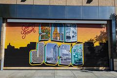 Greetings from San Jose (Bob Nastasi) Tags: san jose california downtown d800e bobnastasi