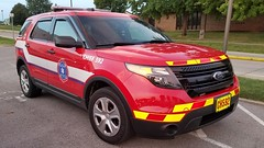 Chief 592 (Central Ohio Emergency Response) Tags: violet township ohio fire department pinkerington chief ford suv