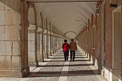 Foi feito (Alfredo Juan & Maisa Dos Santos) Tags: aranjuez arco paseo walking paseio mar madrid spain españa espanha