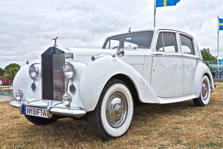 Rolls-Royce Silver Dawn Short Boot Saloon 1950 (7477)