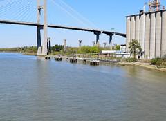 Savannah River (RockN) Tags: river industry march2018 savannah georgia 1000placesusa
