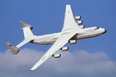Antonov An-225 Mriya (Vortex Aviation Photography) Tags: outdoor ukairshow aviation aircraft airplane jet plane farnborough hampshire airshow antonovdesignbureau antonov an225 mriya cccp82060 cargo airlift farnboroughairshow1990 civil
