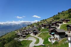 Vernamiège (corinne emery) Tags: vernamiège valais wallis paysage exterieur landscape nature village