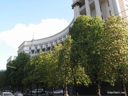 Київ, Будинок уряду, 2005 рік  InterNetri.Net  Ukraine329