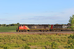 Worthy Target (view2share) Tags: cn2439 cn8018 cn canadiannational 516 l516 cn516 cnl516 minneapolissub wisconsin winter cowl ge generalelectric c408m sd70m2 stcroixcounty westernwisconsin evening deansauvola july22018 july2018 july 2018 railway railroading rr railroads railroad rail rails railroaders rring track transportation trains tracks train transport trackage trees freight freighttrain freightcar freightcars summer newrichmond