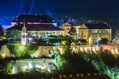 Petrovaradinska tvrdjava Exit (AleksandarM021) Tags: novisad varadin serbia serbiaandmontenegro srbija night vojvodina petrovaradin panoramic petrovaradinfortress