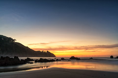 Asturien   Playa de Aguilar 14 (Wolfgang Staudt) Tags: asturia asturien spanien europa playadeaguilar atlantikküste strand beach atlantik costaverde attraktion tourismus baden badestrand ferien urlaub sommer fuerstentumasturien rheinlandpfalz deutschland de