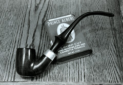 Pipe (Nickademus42) Tags: yashica 35mm sir soligor 3570 zoom macro fx2 film photography podcast project prince albert pipe smoke smoking tobacco