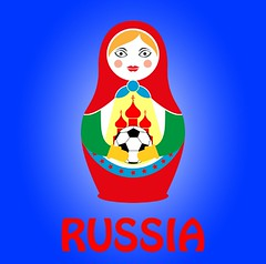 Russian nesting doll matryoshka (gmlabapp) Tags: matryoshka russia world russian cup soccer football vector doll background matroska symbol pattern red art ornament icon ball design traditional culture white nesting texture illustration pop woman text isolated table logo soviet modern element championship graphic cathedral matrioshka girl banner decoration 2018 cute colorful bright shirt sport fifa moscow fan