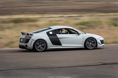 Audi R8 GT (Hunter J. G. Frim Photography) Tags: supercar colorado audi r8 gt rare white suzuka gray v10 awd german wing carbon limited audir8 audir8gt track