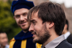 Tom (Jeremy Caney) Tags: appliedmathdepartment appliedmathematics beard bernarddeconinck brownhair campus ceremony facialhair graduateschool graduation guggenheim man mathematicians mathematics regalia scruffy shaggy tom tomtrogdon universityofwashington