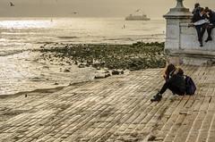 Thinking 717 (_Rjc9666_) Tags: boat colors dolcevita extremadura landmark lisboa lisbon lisbonne nikond5100 places portugal riotejo tamron70200f28 tourisme travel viagem vilareal voyage tourism ©ruijorge9666 pt 2114 717