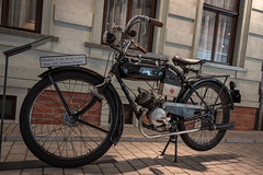 Wanderer 11 AS Baujahr 1936 - 2,25 PS (Peter Goll thx for +7.000.000 views) Tags: 2018 horchmuseum museum zwickau sachsen horch urlaub germany wanderer motorrad bike old d750 nikon nikkor motorcycle