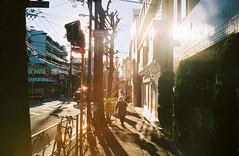 (blues3star) Tags: film 35mm cc 35 electro yashica lomo 800 tokyo japan