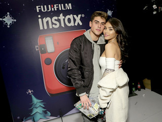 Madison Beer and Jack Gilinsky iHeart Radio Jingle Ball 2016