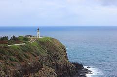 Kilauea Lighthouse, Kauai (Xavier Desnoyers) Tags: hawaii hawai kauai lighthouse sea ocean nature landscape cliff