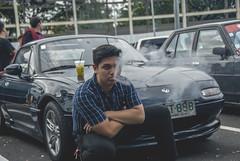 Mazda MX-5 Miata (NA) (Justin Young Photography) Tags: cars manila philippines stancepilipinasmanilafitted mazda mx5 miata roadster na