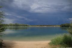 _sun_rain (l--o-o--kin thru) Tags: cycling gravelbike winterswijk meddo see rain sun water